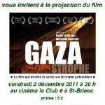 Affiche de GAZA-Strophe